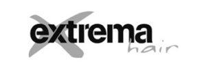 Extrema hair logo